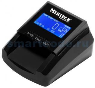фото Детектор банкнот Mertech (Mercury) D-20A FLASH PRO LCD с АКБ, фото 1