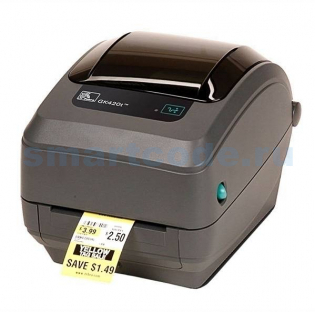 фото Термотрансферный принтер этикеток Zebra GK420t GK42-102220-000, фото 1